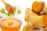 Chữa đau bao tử bằng nghệ và mật ong có hiệu quả không