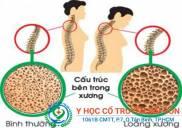 Địa chỉ điều trị và chữa bệnh loãng xương bằng Đông Y ở đâu tốt TpHCM?