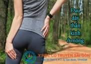 Hiện tượng chèn dây thần kinh ở hông và bên mông là bệnh gì?
