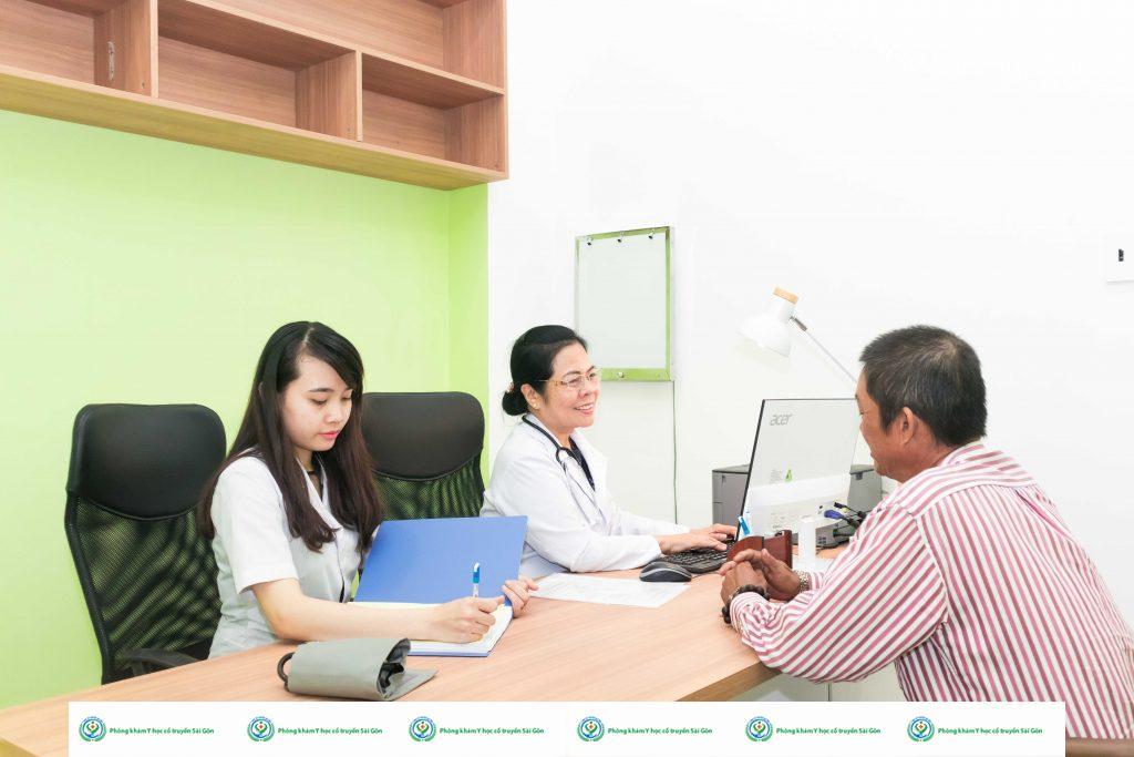 Địa chỉ khám và chữa bệnh viêm bao gân bằng Đông y ở TPHCM?