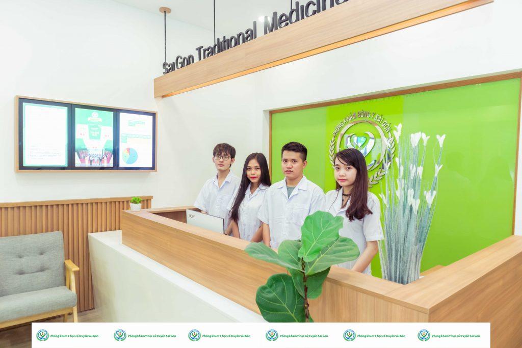 Nhà thuốc đông y chữa hôi nách 1