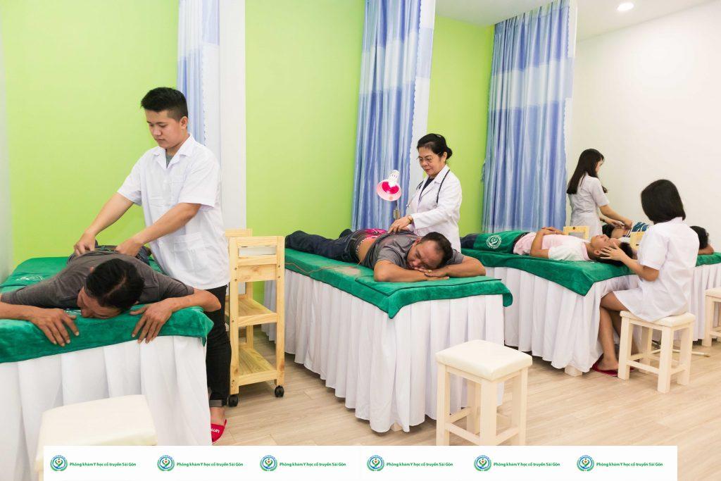 Địa chỉ điều trị và chữa liệt nửa người bằng Đông y ở đâu tốt TPHCM 3